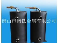 5HP不锈钢外壳热泵钛炮