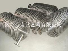 10平方钛管冷凝器