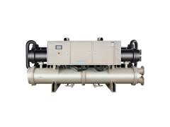 美的水冷螺杆式冷水机组热回收型