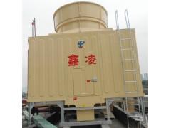 横流式低噪音型冷却塔