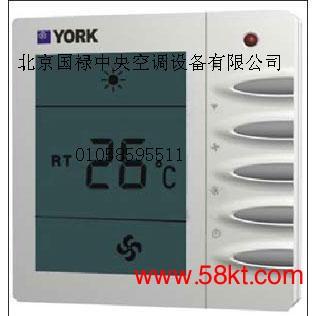 约克液晶温控器