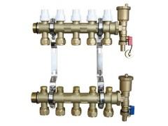 博容黄铜智能分水器