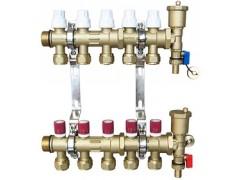 博容黄铜智能比例调节分水器
