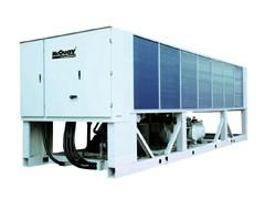 大型风冷单螺杆式热回收机组
