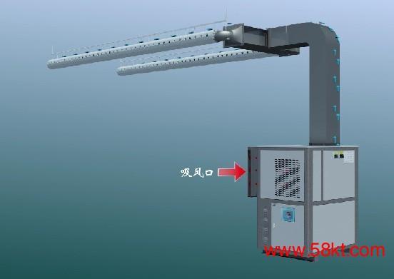 高温烘干专用热泵