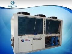 智能涡旋并联热泵机组