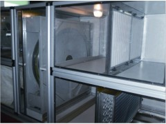 南京洁能缘转轮式能量回收机组