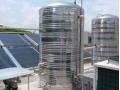 空气能热水器工程水箱