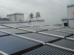 太阳能热水器, 企业、工厂、宾馆、学校