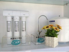 怡口东莞纯水机, 高效食品级反渗透膜,三级过滤