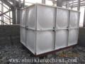 玻璃钢拐角水箱