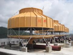 方形逆流式工业冷却塔