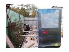 中央热泵热水系统