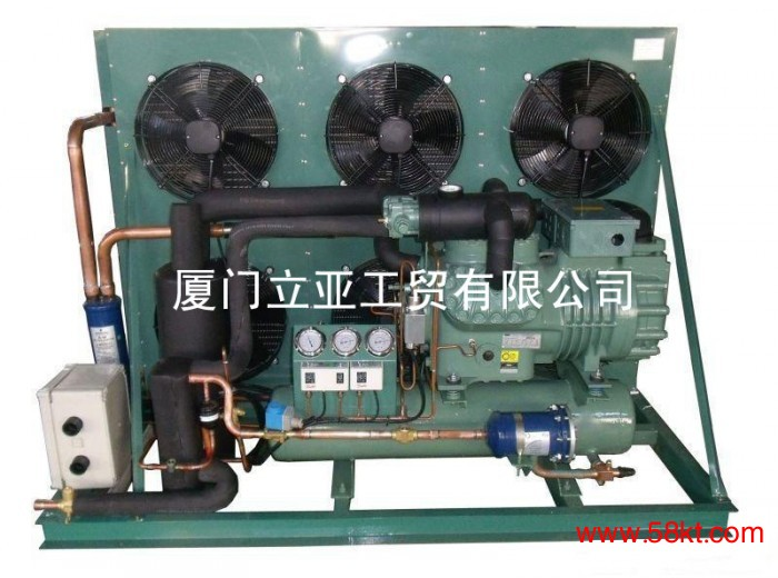 比泽尔风冷中高温冷凝制冷机组