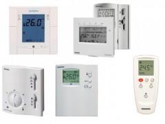西门子两管制温控器