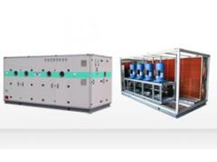 水冷单元组合式空调机组