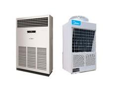 美的十匹风冷柜机空调