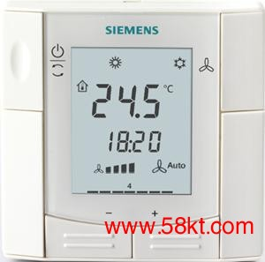 西门子RDF系列大液晶温控器