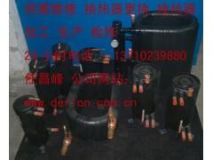 高效罐套管换热器