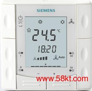 西门子RDF400房间温控器