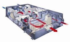 三菱电机劳斯耐中央新风系统