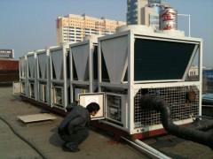 空气源螺杆式冷水机组