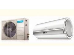 美的空气能热水机, 宾馆、别墅、家庭