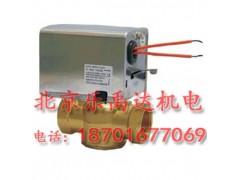 开利电动二通阀VLV系列, 中央空调末端电动阀