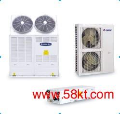 格力户式中央空调地暖热水