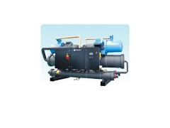 意大利EK螺杆式水地源热泵机组