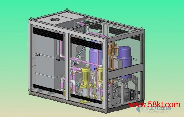 青岛电镀行业专用冷水机组
