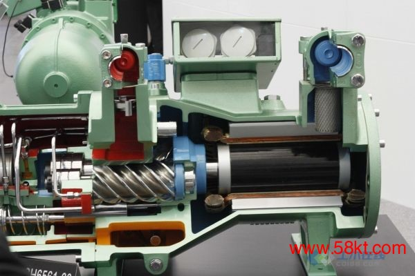 青岛螺杆压缩机设备