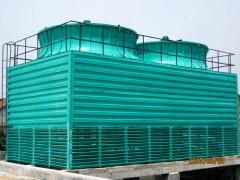 方形逆流式玻璃钢冷却塔