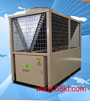 金国达风冷模块式冷热水机组