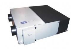 双向流热回收置换中央新风系统