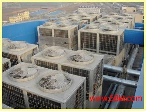 天加风冷模块机中央空调