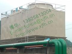 500T无电机工业冷却塔