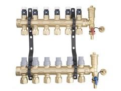 柯耐弗G30分水器, 一体锻造 黄铜系列