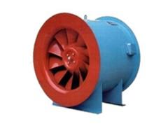SWF系列低噪声混流式通风机