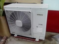 日立强热地暖中央空调系统