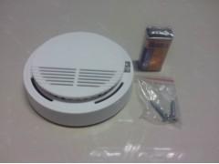 独立烟雾报警感应器