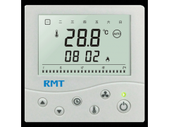 可编程分时段地暖温控器