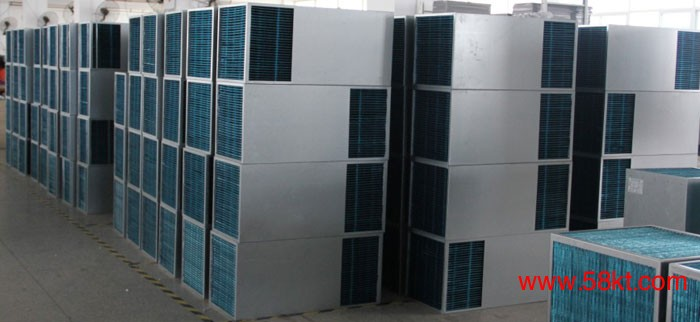 显热板式热交换器芯体