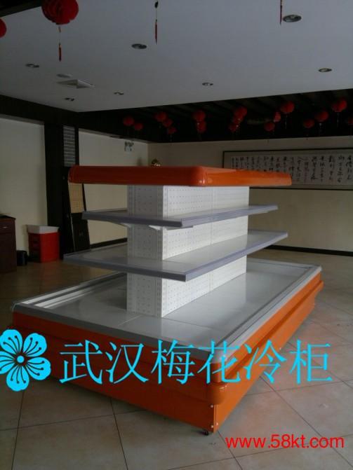 武汉环岛风幕柜