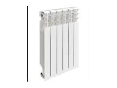温暖天使高压铸铝散热器