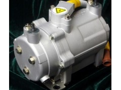 电动涡旋式空调压缩机