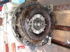 大金单螺杆压缩机