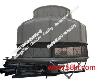 康明冷却塔圆形逆流式民用型
