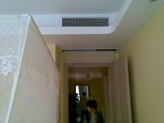 大金空调自由静压风管式
