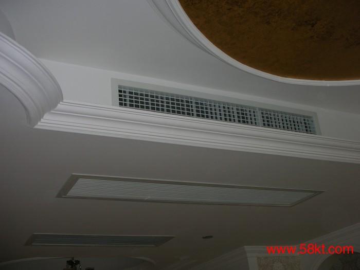 大金中央空调超薄大容量风管式